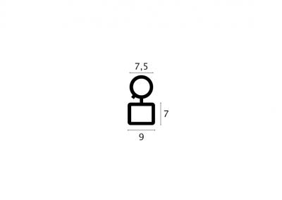 Art. 498 – Battuta per serrandina