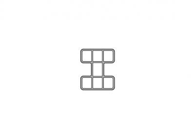 Art. 5094 – Giunto per pareti