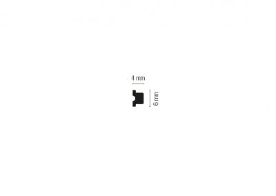 Art. 908 – Profilo magnetico per terminali in alluminio