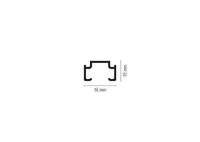 Art. 932 – Guida per serrandina appesa