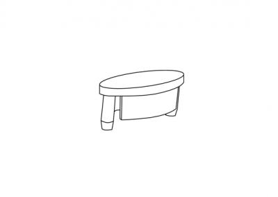 Art. 5070 – Tappo per profilo