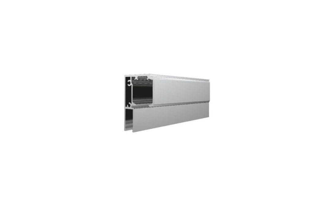 Art. IPC01 – Profilo principale per chiusure doccia scorrevoli