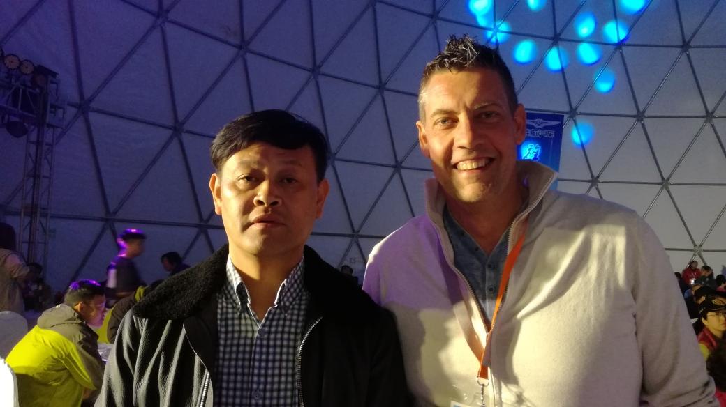 Komplast in Cina, la festa di chiusura