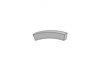 Profili curvi a disegno